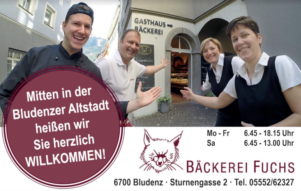 Bäckerei Fuchs Bludenz