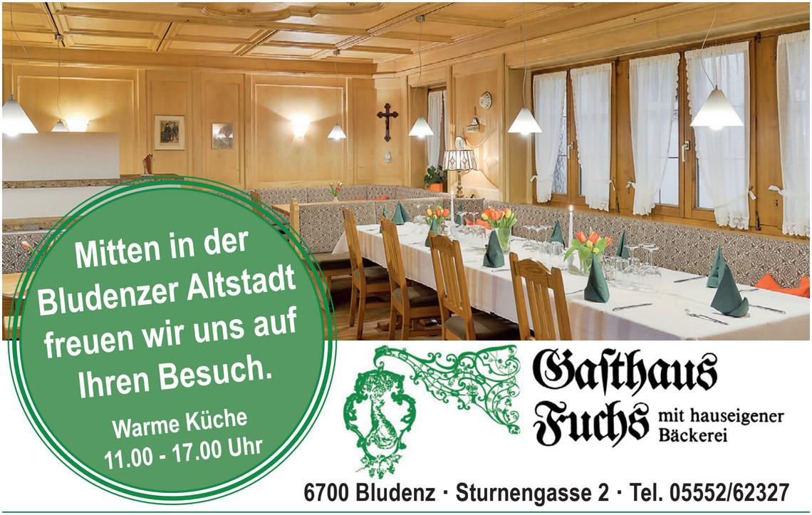 Gasthaus Fuchs Bludenz